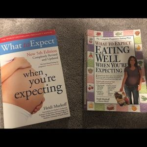 Pregnancy books- new